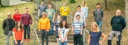 10 neue Teilnehmer im Berufsbildungsbereich