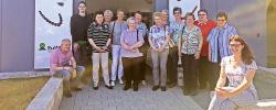 Handarbeitsgruppe Arzfeld spendet für EuWeCo-Werkstattladen