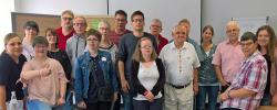Fortbildung der Bewohnerbeiräte der Lebenshilfe Wohngemeinschaften Eifel