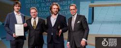 Westeifel Werke erhalten German Design Award 2017