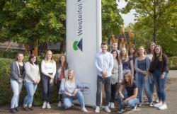 Berufsstart bei den Westeifel Werken: Wir heißen 15 Auszubildende herzlich willkommen
