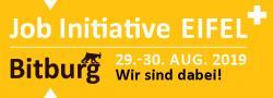 """Bitte jetzt schon vormerken! Traditionelles Networking: Westeifel Werke nehmen auch 2019 an """"Job Initiative Eifel"""" teil"""