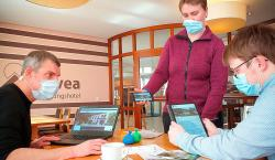 Neue Website für das euvea-Hotel
