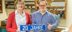 Seit 20 Jahren prägend – Die Schilderstelle der Westeifel Werke in Daun