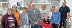 Im Sinne der Digitalisierung – EuWeCo in Weinsheim erhält private Spende in Höhe von 700 Euro