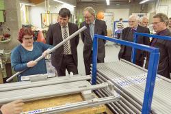 Westeifel Werke und STIHL feiern 40-jährige Partnerschaft