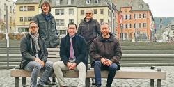 Aus der Region für die Region – Offizielle Übergabe Bänke der Freiraumausstattung in Prüm