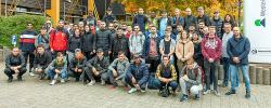 Über den Tellerrand schauen: Azubis der Deutschen Post besuchen Westeifel Werke