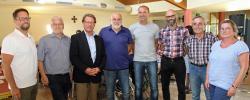 Westeifel Werke verabschieden langjährigen Werkstattleiter in den Ruhestand
