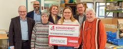 Im Sinne der Digitalisierung: Der BÜRGERDIENST e.V. unterstützt zwei Projekte der Westeifel Werke