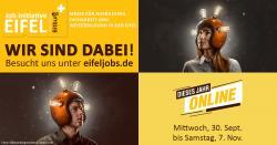 Job Initiative Eifel - Wir sind als Unternehmensverbund Westeifel Werke dabei!